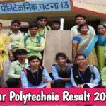 Bihar Polytechnic Result 2021